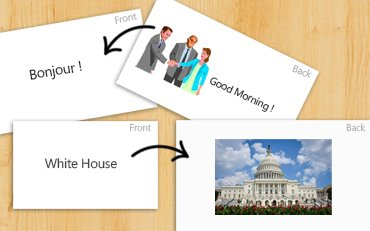 photograph relating to Create Printable Flashcards identified as Investigate Crank out On-line Flashcards - ProProfs Flashcard Producer