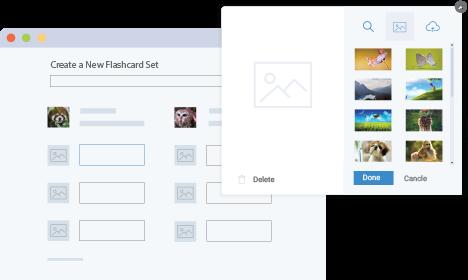Create Online Flashcards - ProProfs Flashcard Maker