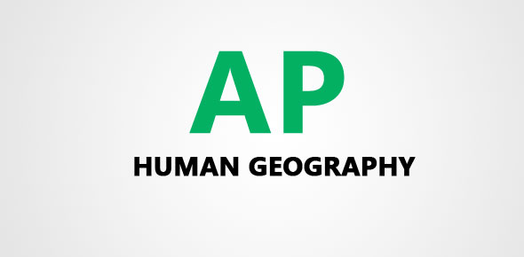 AP HUman Geography Chapter 13