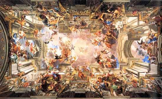 humanities baroque