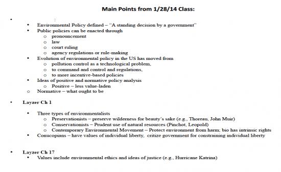Buy environmental law thesis