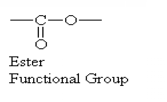 ester functional group