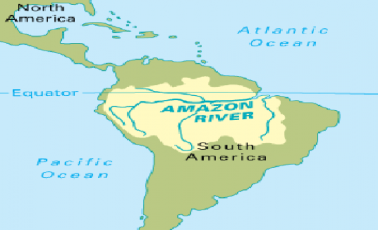 Flashcards Table On Latin America Physical Features