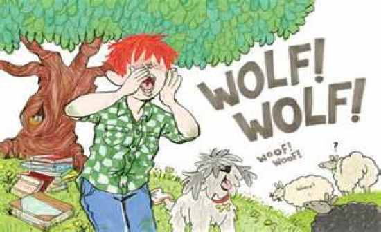 The Boy Who Cried Wolf Flashcards by ProProfs