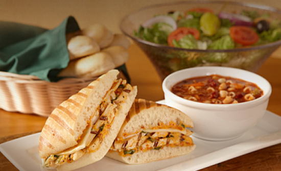 Flashcards Table On Olive Garden Menu