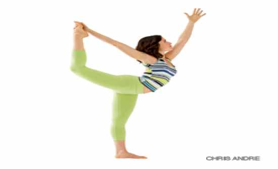 Human Exercise Yoga Poses Flashcards by ProProfs Revolved Triangle Pose