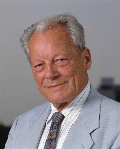 8 de Outubro de 1992: Morre Willy Brandt ex-chanceler alemão que buscou aproximação com o Leste Europeu
