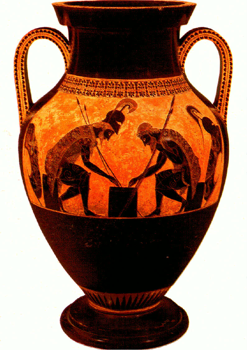 Greek vase painting - The Classics Pages