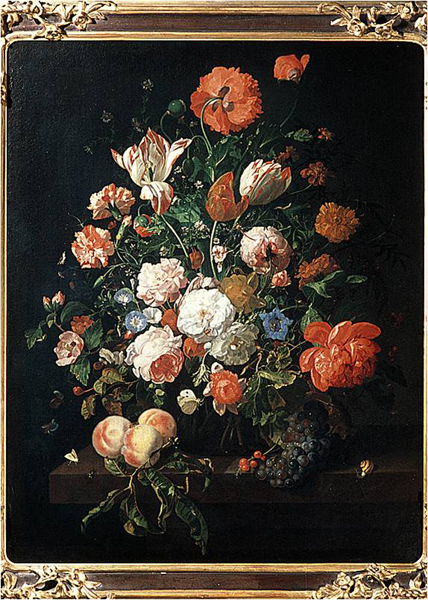 oosterwyck vanitas Maria van oosterwyck was not the daughter of an artist, and was not born  in  fact, her earliest known painting is titled the vanitas, which is.