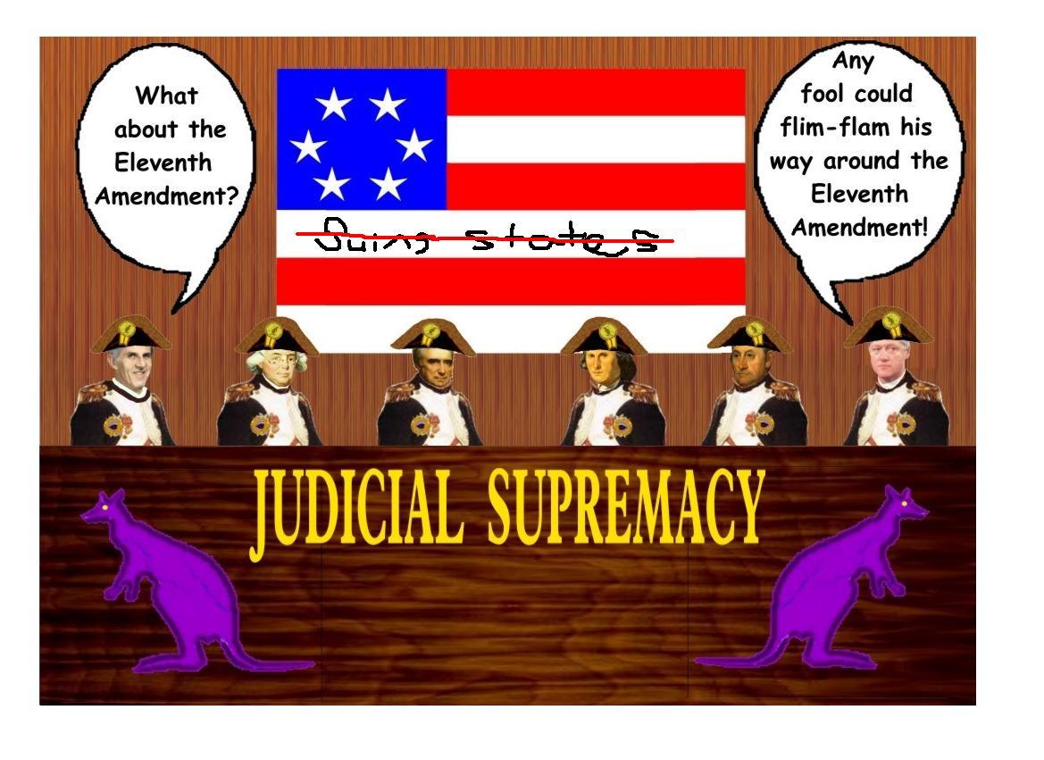 Later Amendments XI-XXVII - US Constitution