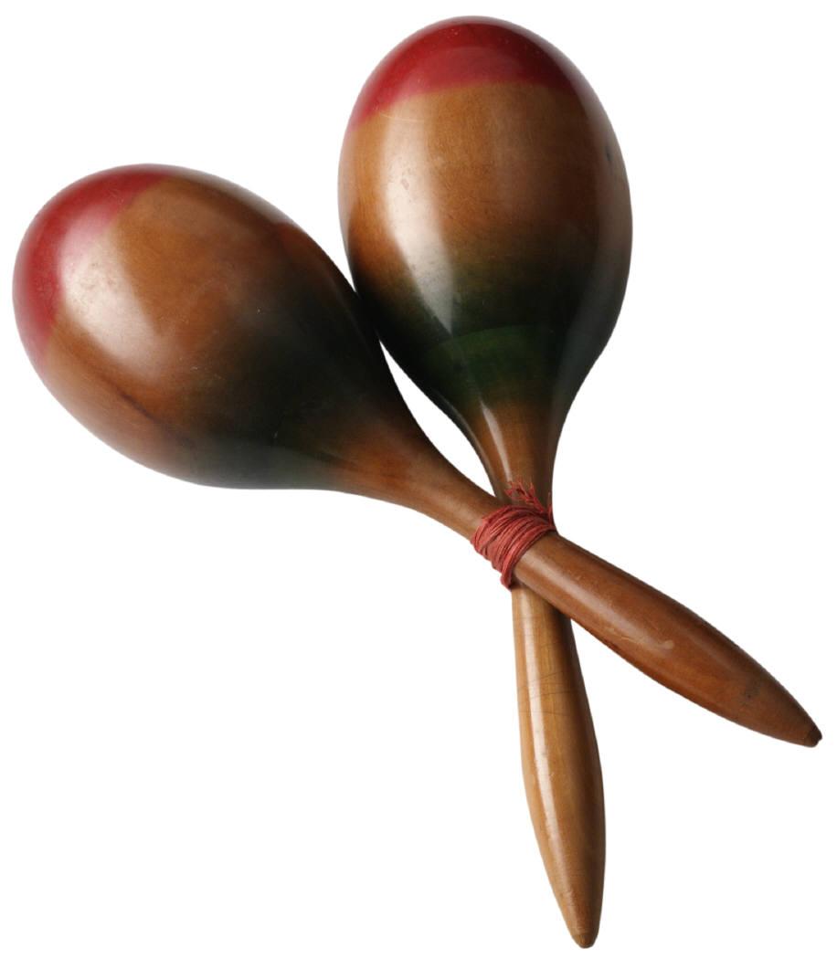 mexican instruments maracas
