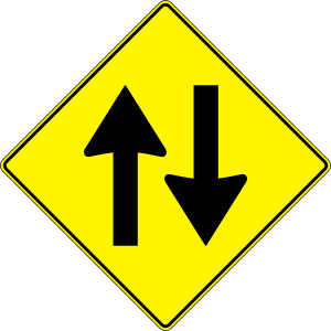Flashcards Table on Road Signs